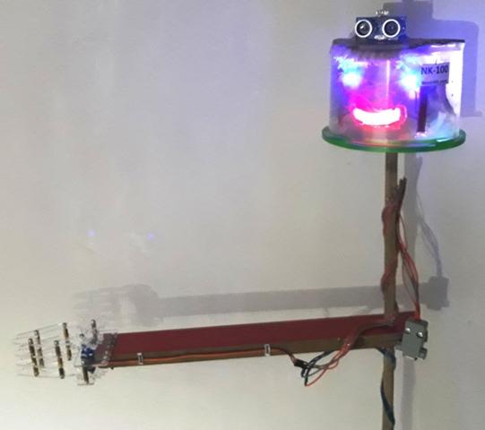 ربات nk-100